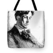 William Butler Yeats Tote Bag
