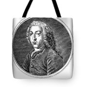 William Pitt (1708-1778) Tote Bag
