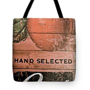 50 Pounds Of Apples Tote Bag