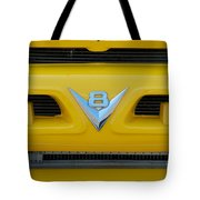 53 Ford Truck Tote Bag