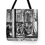 Spanish Armada, 1588 Tote Bag