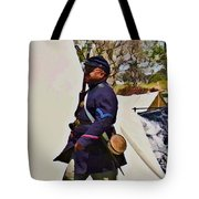 54th Massachusetts Tote Bag