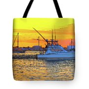 57- Sunset Cruise Tote Bag