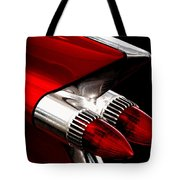 '59 Caddy Tailfin Tote Bag