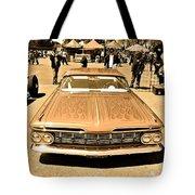 59 Impala Tote Bag