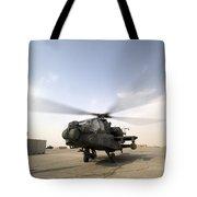 An Ah-64d Apache Longbow Block IIi Tote Bag