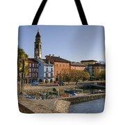 Ascona - Lake Maggiore Tote Bag