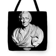 Baron De Montesquieu Tote Bag