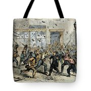 Civil War: Draft Riots Tote Bag