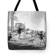 Civil War: Gettysburg Tote Bag