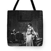 Cleopatra Vii (69-30 B.c.) Tote Bag