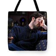 Depression And Addiction Tote Bag