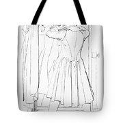 Edward Bulwer Lytton Tote Bag