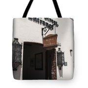 El Pueblo De Los Angeles Tote Bag