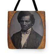 Frederick Douglass, African-american Tote Bag