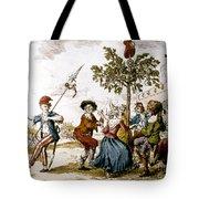 French Revolution, 1792 Tote Bag
