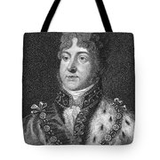 George Iv (1762-1830) Tote Bag