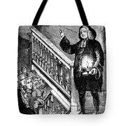 George Whitefield Tote Bag