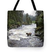 Grizzly Bear Ursus Arctos Horribilis Tote Bag