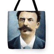 Guy De Maupassant Tote Bag