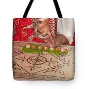 Hindu Wedding Ceremony Tote Bag