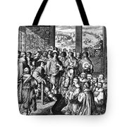 Louis Xiii (1601-1643) Tote Bag by Granger