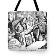 Oscar Wilde (1854-1900) Tote Bag