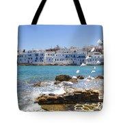 Paros - Cyclades - Greece Tote Bag