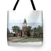 Philadelphia State House Tote Bag