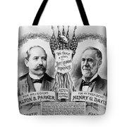 Presidential Campaign, 1904 Tote Bag