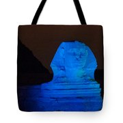 Pyramids Of Giza Tote Bag