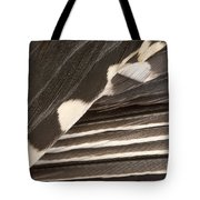 Red-bellied Woodpecker Feathers Tote Bag