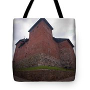 The Castle Of Tavastehus Tote Bag