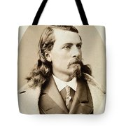 William F. Cody (1846-1917) Tote Bag