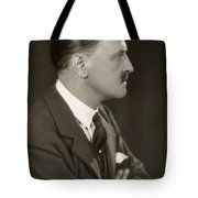 William Somerset Maugham Tote Bag