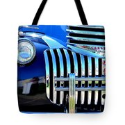 64 Chevy Grill Tote Bag