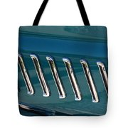 65 Plymouth Satellite Accent-8509 Tote Bag