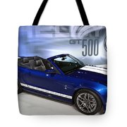 650 Horses On 4 Wheels Tote Bag