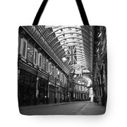 Leadenhall Market London Tote Bag