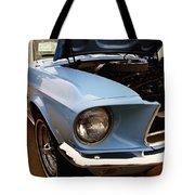 67 Mustang Hcs Tote Bag