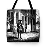 Benjamin Franklin (1706-1790) Tote Bag