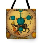 Alchemy Illustration Tote Bag