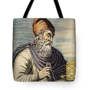 Archimedes (287?-212 B.c.) Tote Bag