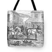 Arkansas: Hot Springs, 1878 Tote Bag by Granger