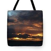 Bournemouth Sunset Tote Bag