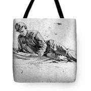 Civil War: Soldier Tote Bag