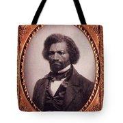 Frederick Douglass African-american Tote Bag
