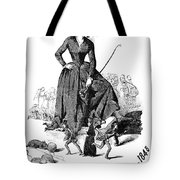 George Sand (1804-1876) Tote Bag