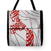 Guardian Angel Tote Bag by Gloria Ssali
