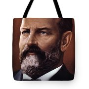 James A. Garfield (1831-1881) Tote Bag